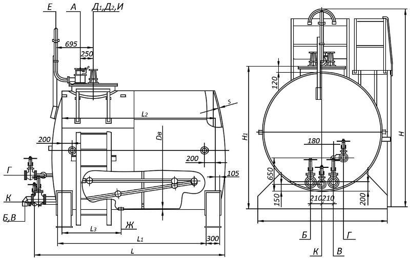 Назначение РГС-3 м3